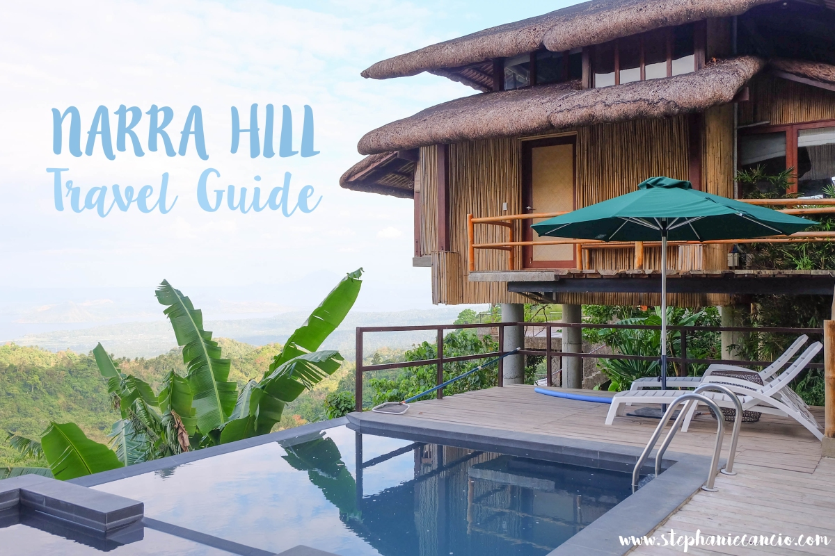 Narra Hill Tagaytay Travel Guide Stephanie